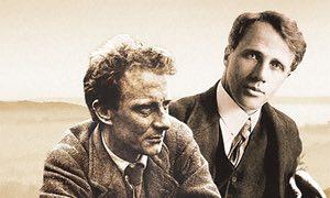 Edward-Thomas-and-Robert-Frost