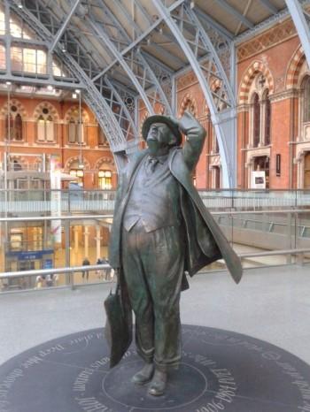 Betjeman statue